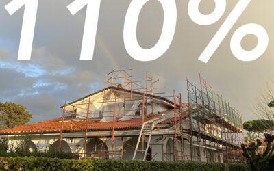 """Ristruttura la tua casa con il """"Superbonus 110%"""""""